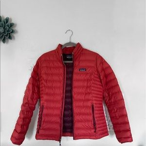 Woman's Patagonia Down Sweater Jacket